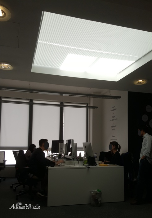 rooflight_pleated_blinds_fitters_london_14