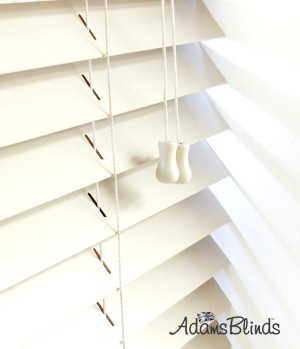 cream_blind_with_ladder_strings_wooden_blind_fitters_london
