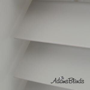 light_grey_blind_with_ladder_strings_wooden_blind_fitters_london