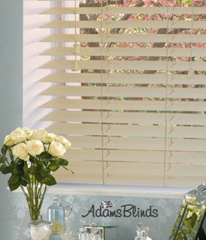 stone_blind_with_ladder_strings_wooden_blind_fitters_london