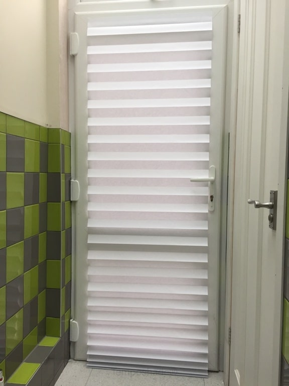 Temporary Paper Blinds