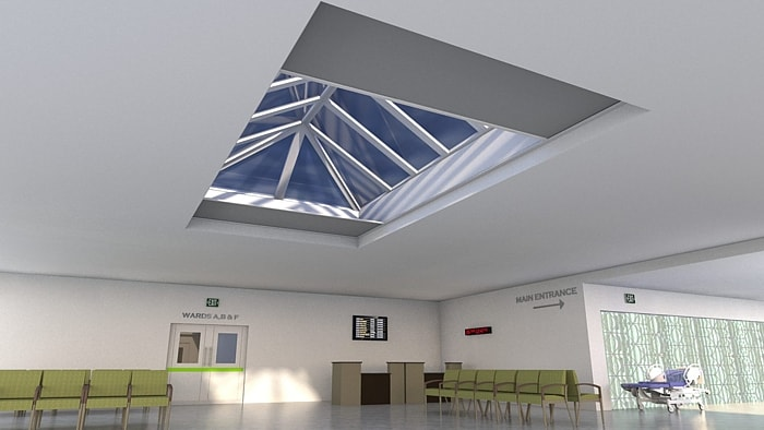 London Skylight Blinds