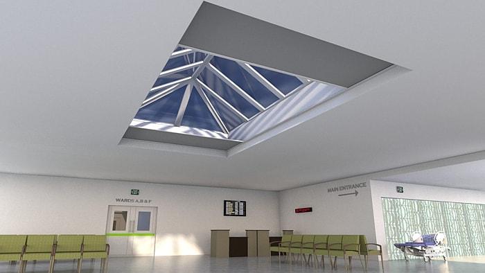 London Skylight Blinds