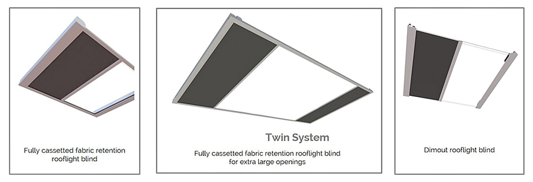 Rooglight Blinds Systems