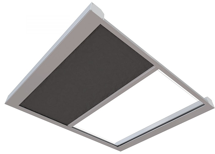 Standard Orienatation Skylight Blinds