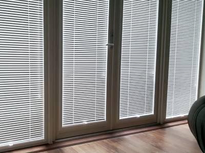 Fitted Patio Door Blinds