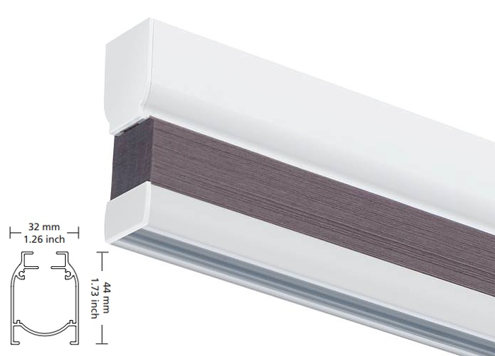 Soft Rise Cellular Pleated Blinds