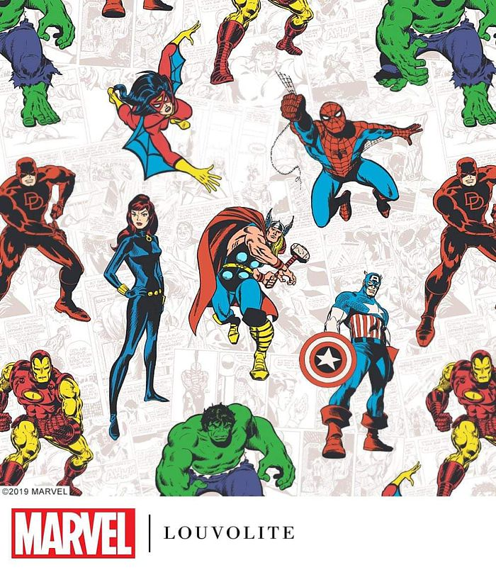 Disney Marvel 1 Roller Blinds London 1
