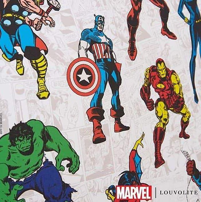 Disney Marvel 1 Roller Blinds London 3