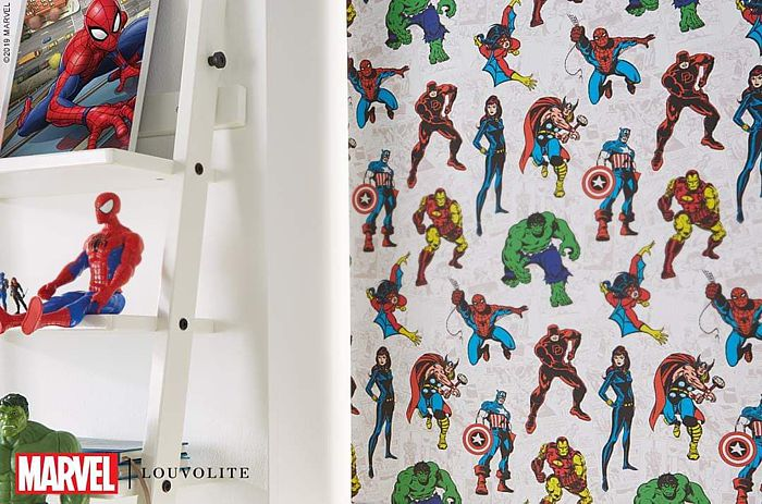 Disney Marvel 1 Roller Blinds London 5