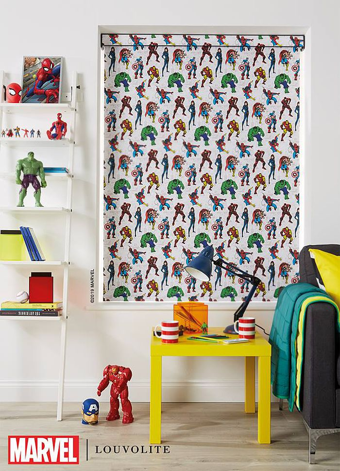 Disney Marvel 1 Roller Blinds London 6