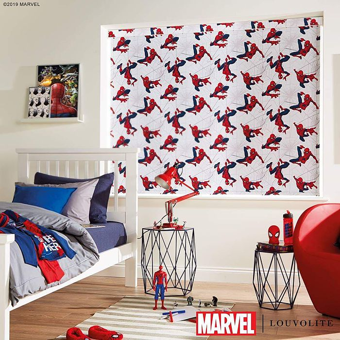 Disney Marvel Spider Man Roller Blinds London 3
