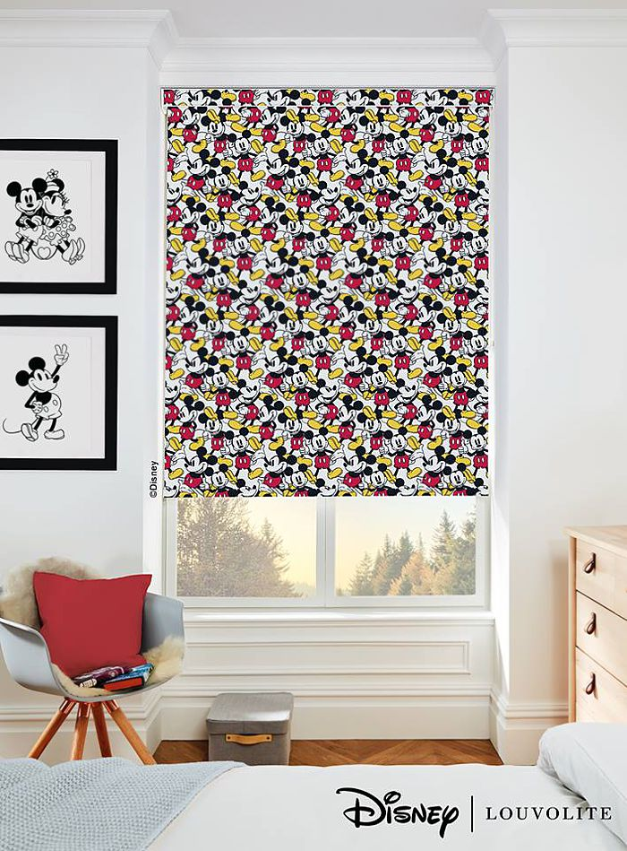 Disney Mickey Roller Blinds London 2