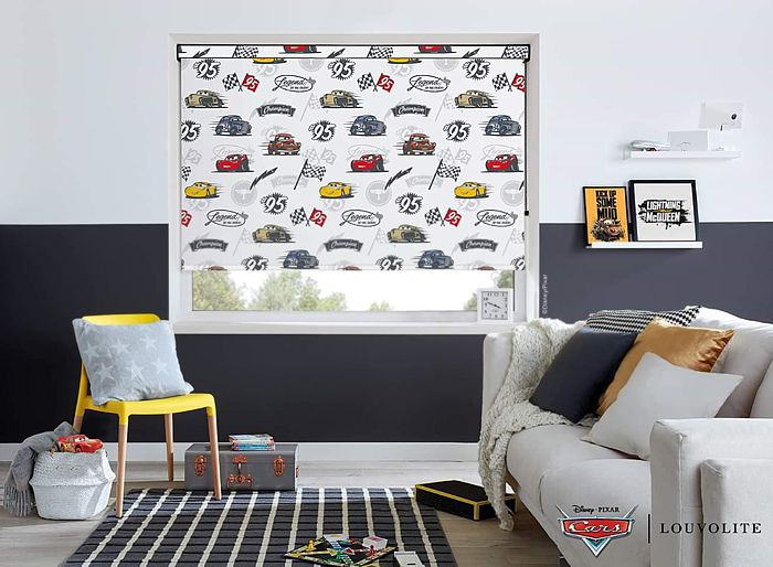 Disney Pixar Cars Roller Blinds London 2