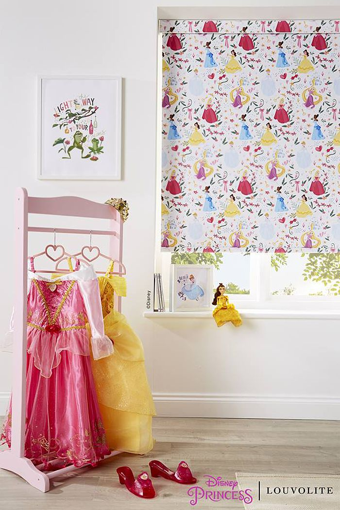 Disney Princess Roller Blinds London 2