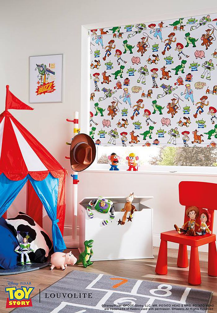 Disney Toy Story Roller Blinds London 1