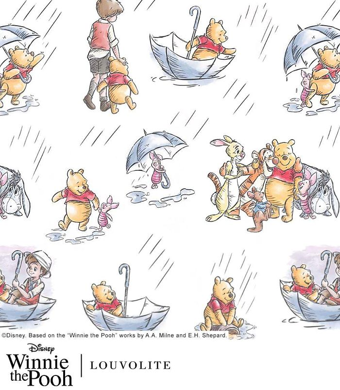 Disney Winnie The Pooh Roller Blinds London 1