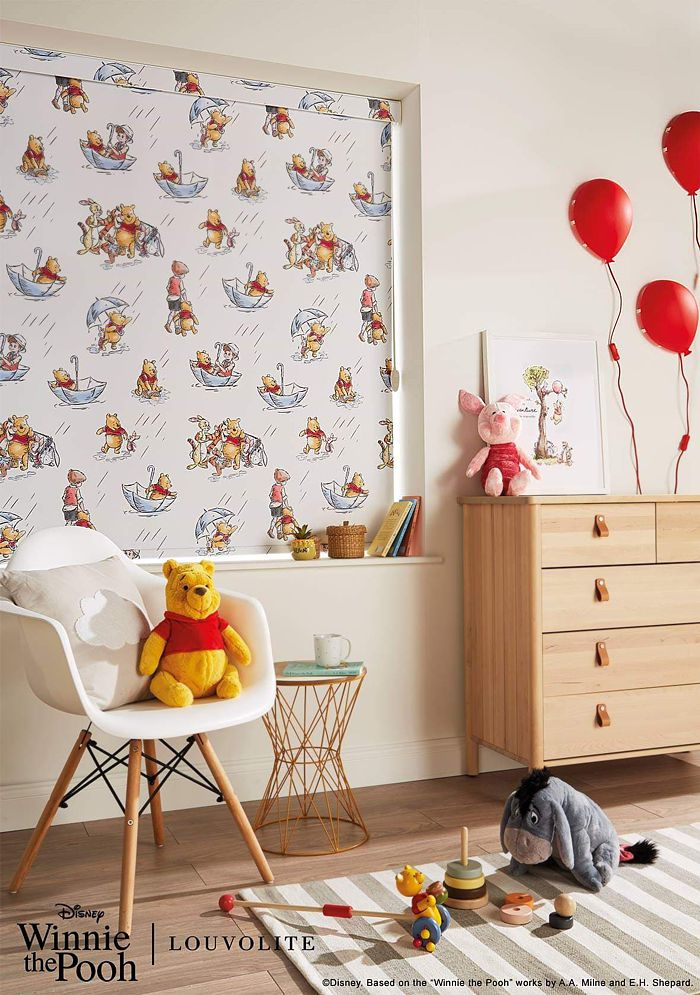 Disney Winnie The Pooh Roller Blinds London 2
