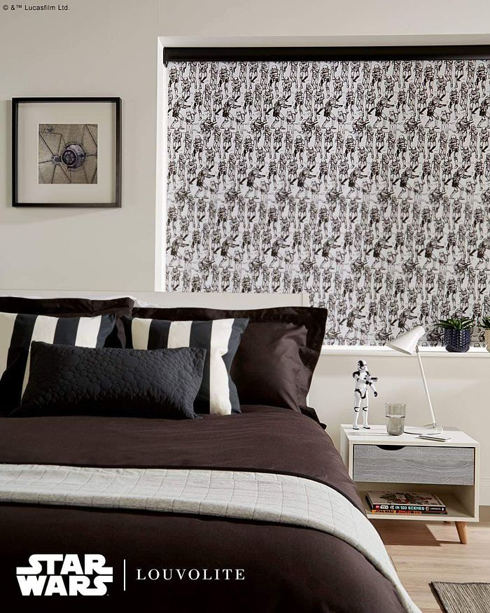 Star Wars Roller Blinds London 1