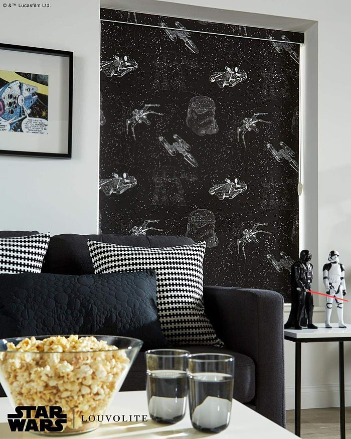Star Wars Roller Blinds London 2