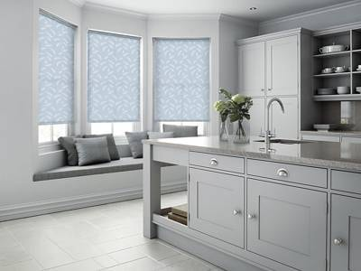 Fitted Bay Window Blinds London