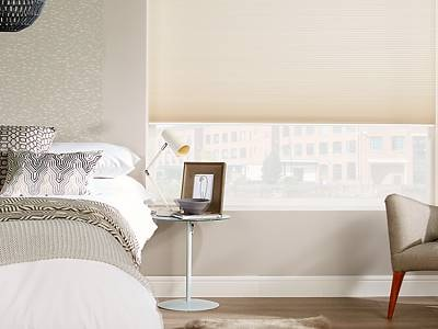 Fitted Bedroom Blinds London