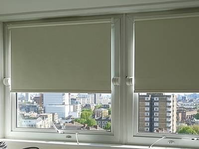 Fitted Tilt And Turn Blinds London