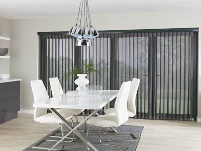 Fitted Dining Room Blinds London