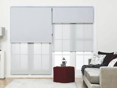 Fitted Double Blinds London
