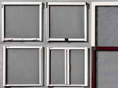 Fitted Fly Screens / Insect Screens Blinds London