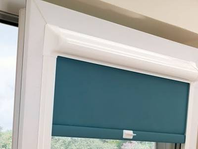 Fitted Perfect-Fit Roller Blinds