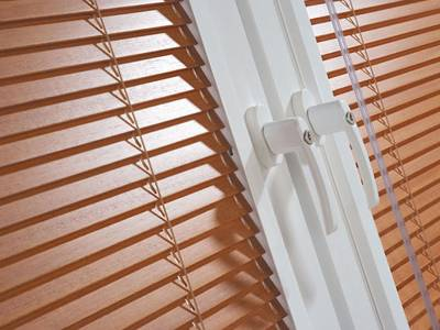 Perfect Fit Wooden Blinds London