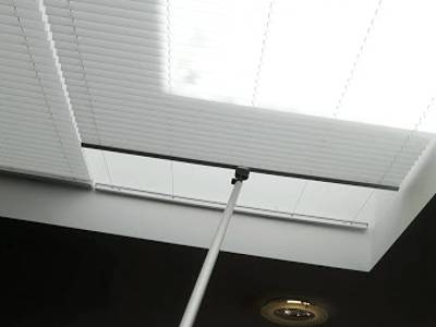 Fitted Rooflight Blinds