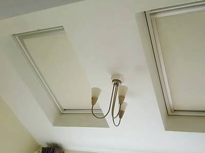 Fitted Skylight Blinds London