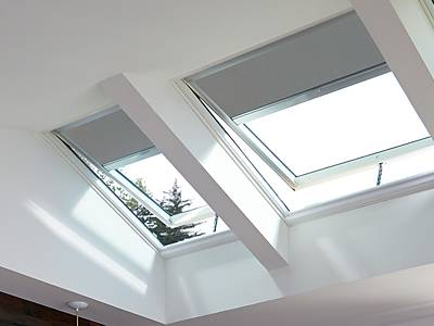 Fitted Velux, Fakro Blinds London