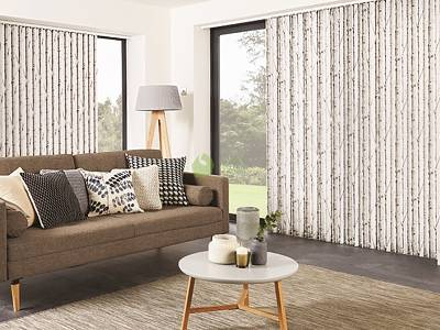 Fitted Vertical Blinds London