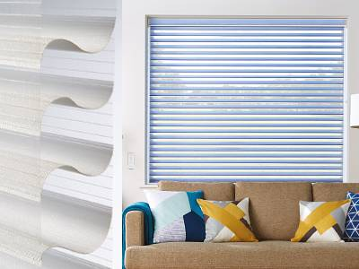 Fitted Visage Blinds London