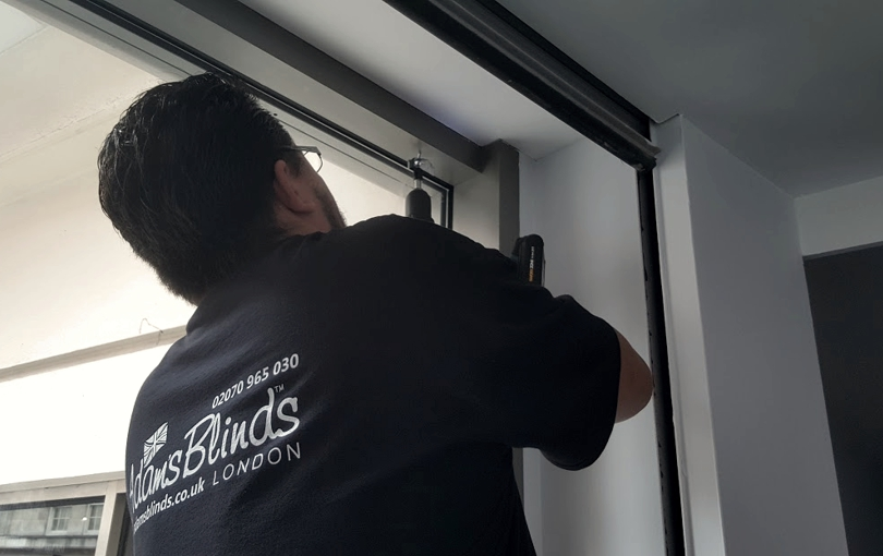 Blinds fitters near me
